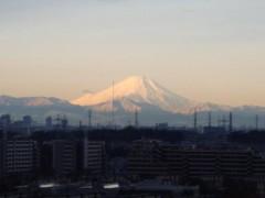 倉田恭子 公式ブログ/富士山 画像1