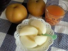 倉田恭子 公式ブログ/秋の果物 画像1