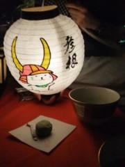 倉田恭子 公式ブログ/夜の彦根城 画像2