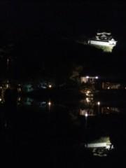 倉田恭子 公式ブログ/夜の彦根城 画像3