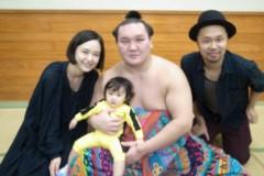 hiromi 公式ブログ/タオとお相撲さん 画像3
