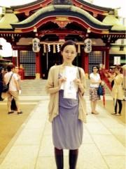 hiromi 公式ブログ/戌の日参り 画像2