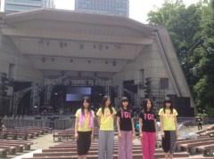 東京女子流 公式ブログ/野音から一晩明けて・・・ 画像2