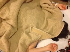 東京女子流 公式ブログ/布団をかぶる)(ノ-ω-)ノ゛゛゛ 画像1