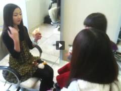 東京女子流 プライベート画像 まわる   東京女子流さん   twitvideo(ツイットビデオ)
