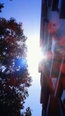 秋本奈緒美 公式ブログ/今日も空が 画像1