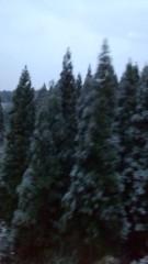 秋本奈緒美 公式ブログ/雪 画像1
