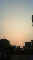 秋本奈緒美 公式ブログ/街の夕暮 画像1