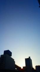 秋本奈緒美 公式ブログ/都会の空も 画像1