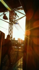 秋本奈緒美 公式ブログ/ある駅の風景 画像1