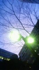 秋本奈緒美 公式ブログ/冬の都会の朝 画像1
