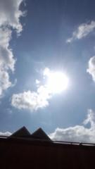 秋本奈緒美 公式ブログ/空を見上げる 画像1