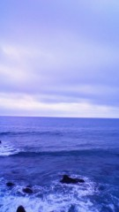 秋本奈緒美 公式ブログ/夏の海を離れ 画像1