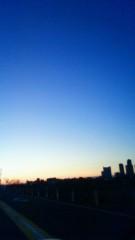 秋本奈緒美 公式ブログ/夜明け 画像1