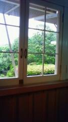 秋本奈緒美 公式ブログ/雨の庭 画像1