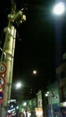 秋本奈緒美 公式ブログ/月が綺麗な夜でした 画像1