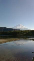 秋本奈緒美 公式ブログ/オンエアです!富士山 画像1
