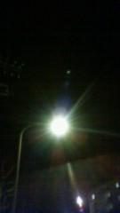 秋本奈緒美 公式ブログ/帰り道の街灯はあたたかく佇んで 画像1