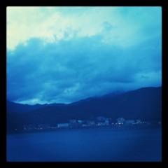 秋本奈緒美 公式ブログ/湖畔の宿 画像1