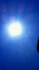 秋本奈緒美 公式ブログ/太陽の祝福 画像1