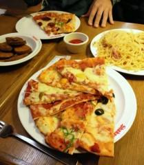 大川武至 公式ブログ/少し遅い昼飯中〜 画像1
