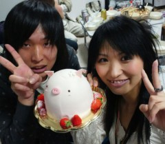 大川武至 公式ブログ/おめでとう 画像1