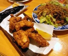 大川武至 公式ブログ/夕飯を 画像1