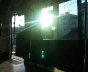 大川武至 プライベート画像 朝日って