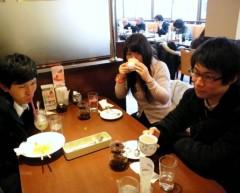 大川武至 公式ブログ/夜は地面の滑り3割増 画像1