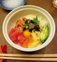 大川武至 公式ブログ/この前行った寿司屋で 画像1