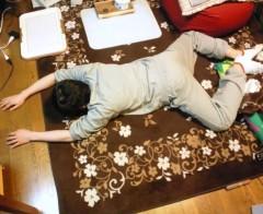 大川武至 公式ブログ/帰ってきて飯くって風呂入って歯磨いて明日もバイト早いから 画像1