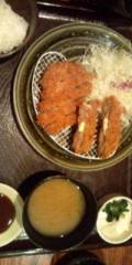 内山愛海 公式ブログ/夜ご飯 画像1