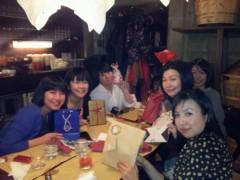 石井春花 公式ブログ/女子会ぢゃなくて、セシ会。 画像1