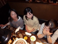 石井春花 公式ブログ/セシ会→忘年会☆ 画像3