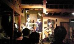 石井春花 公式ブログ/ラッカーニャでライブ〜。 画像2