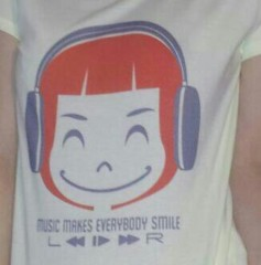 石井春花 公式ブログ/わたしのT シャツのわたし。 画像2