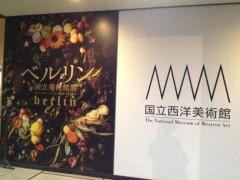 石井春花 公式ブログ/フェルメール、はしご。 画像3