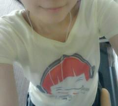 石井春花 公式ブログ/わたしのT シャツのわたし。 画像1