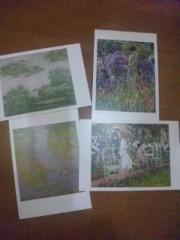 石井春花 公式ブログ/モネとジヴェルニ−の画家たち♪ 画像2