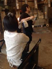 石井春花 公式ブログ/ガラス工房にて。 画像1