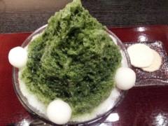 石井春花 公式ブログ/かき氷☆彡 画像1