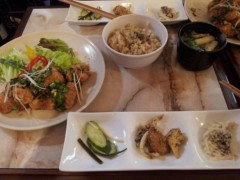 石井春花 公式ブログ/外食もマクロビ☆ 画像1