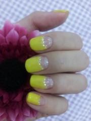 石井春花 公式ブログ/黄色 画像1