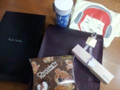 石井春花 公式ブログ/お誕生日。 画像3