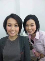 石井春花 公式ブログ/Oggiのときのオフショット! 画像1