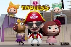 TOPLESS プライベート画像 3D_TOPLESS