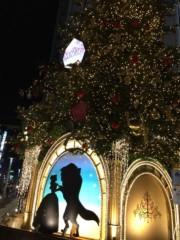 橋本かれん 公式ブログ/早くもクリスマスシーズン到来! 画像1