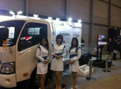相沢樹々 公式ブログ/人と車のテクノロジー展 画像1