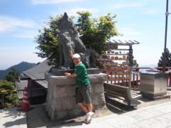 赤池公一 公式ブログ/武蔵御嶽神社 画像3