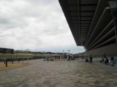 赤池公一 公式ブログ/久々の東京競馬場 画像1